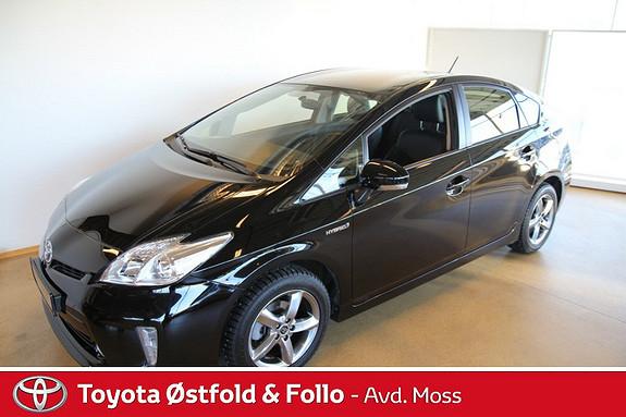 Toyota Prius 1,8 VVT-i Hybrid Executive  2012, 46883 km, kr 185000,-