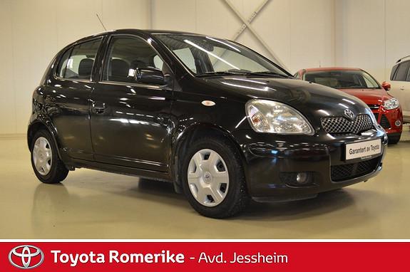 Toyota Yaris 1,0 Manuell, med AC  2005, 116500 km, kr 69000,-