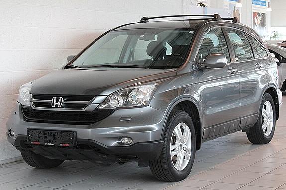 Honda CR-V Diesel 4X4 INNBYTTEGARANTI KR. 20.000,-  2010, 87000 km, kr 269000,-