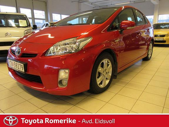 Toyota Prius 1,8 VVT-i Hybrid Executive  2011, 89000 km, kr 179000,-
