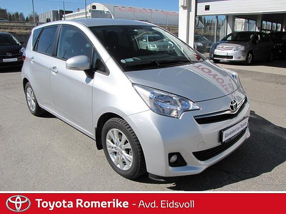 Toyota Verso-S 1,4 D-4D Dynamic  2012, 49000 km, kr 165000,-