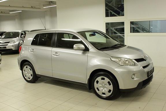 Toyota Urban Cruiser 1,4 D-4D Dynamic AWD  2012, 118000 km, kr 134000,-
