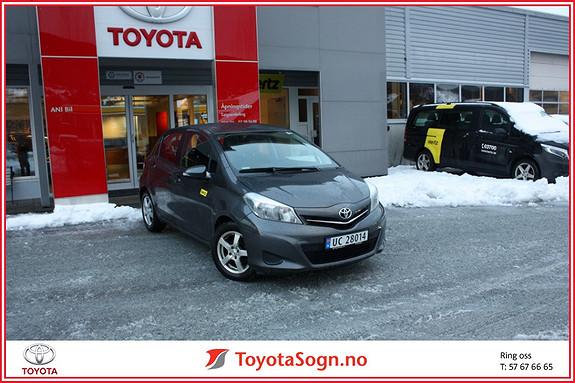 Toyota Yaris 1,0 Active  2013, 47000 km, kr 149000,-