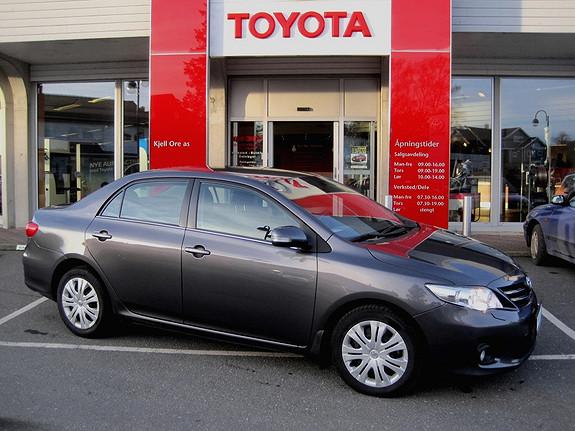 Toyota Corolla 1,4 D-4D Advance  2012, 42280 km, kr 169000,-