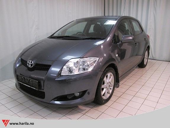 Toyota Auris 2,0 D-4D Executive (DPF)  2007, 114118 km, kr 115300,-