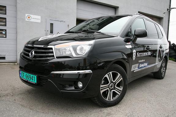 VS Auto - Ssangyong Rodius