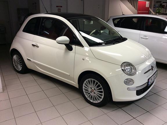 Fiat 500  2012, 27806 km, kr 135000,-