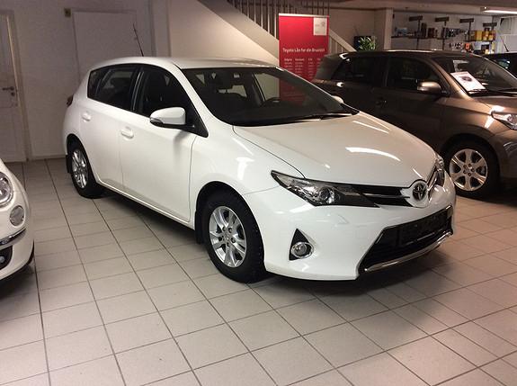 Toyota Auris 1,6  2013, 94167 km, kr 209000,-