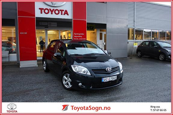 Toyota Auris 1,4 D-4D (DPF) Advance  2011, 47500 km, kr 159000,-