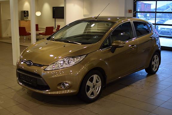 Ford Fiesta 1,6 TDCi 95hk Titanium  2012, 28666 km, kr 159000,-