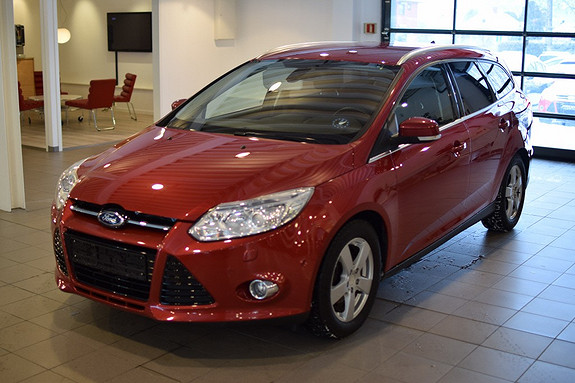 Ford Focus 1,6 TDCi 115hk Titanium  Xenonlys, Nybilgaranti.  2012, 41750 km, kr 189000,-