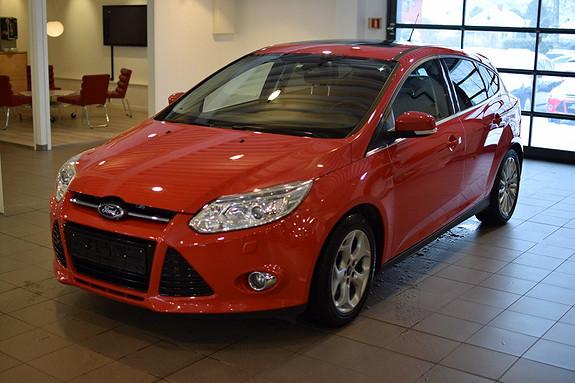 Ford Focus 1,6 TDCi 115hk Titanium  2012, 46500 km, kr 169000,-