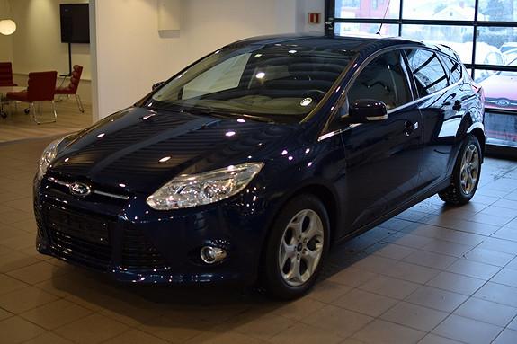 Ford Focus 1,6 TDCi 115hk Titanium  2011, 35000 km, kr 159000,-