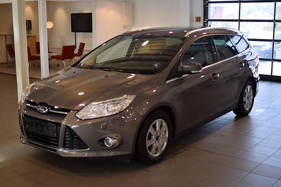 Ford Focus 1,6 TDCi 115hk Titanium  2012, 57729 km, kr 179000,-