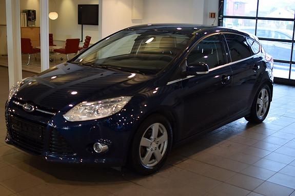 Ford Focus 1,6 TDCi 115hk Titanium  2012, 78804 km, kr 159000,-