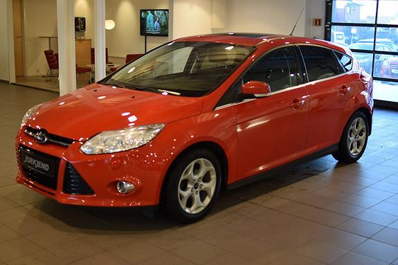 Ford Focus 1,6 TDCi 115hk Titanium  2012, 48144 km, kr 169000,-
