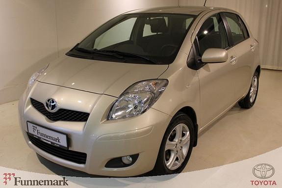 Toyota Yaris 1,4 D-4D S-Edition  2011, 45400 km, kr 129000,-