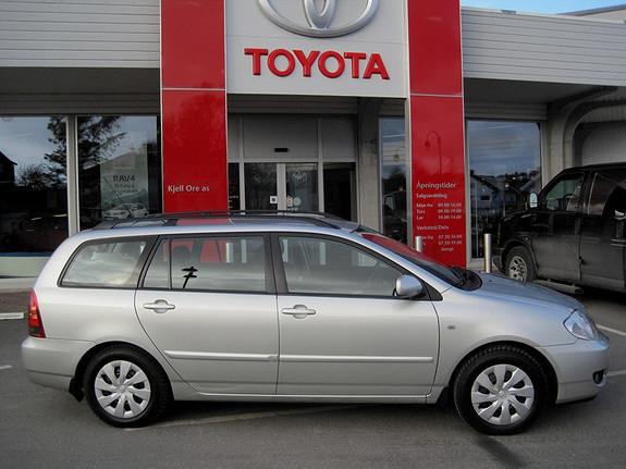 Toyota Corolla 1,4 D-4D Sol Hengerfeste  2006, 150396 km, kr 107000,-