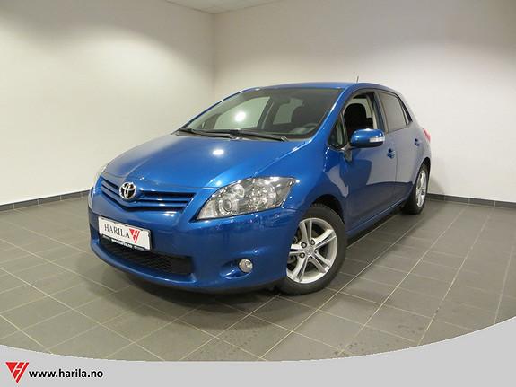 Toyota Auris 1,4 D-4D (DPF) Kuro S-Edition  2010, 63693 km, kr 139400,-