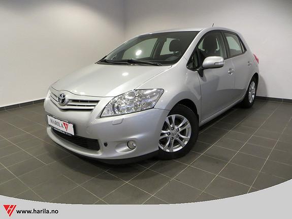 Toyota Auris 1,4 D-4D (DPF) Advance  2011, 36832 km, kr 159400,-