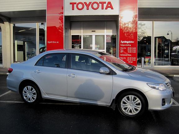 Toyota Corolla 1,4 D-4D Advance  2012, 40850 km, kr 179000,-