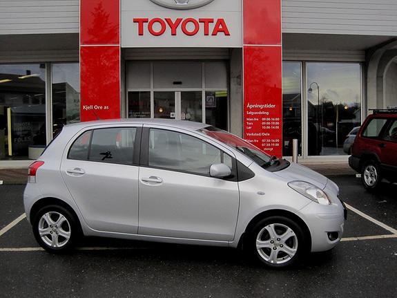 Toyota Yaris 1,4 D-4D S-Edition  2011, 73550 km, kr 135000,-