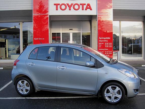 Toyota Yaris 1,4 D-4D S-Edition  2011, 92692 km, kr 135000,-