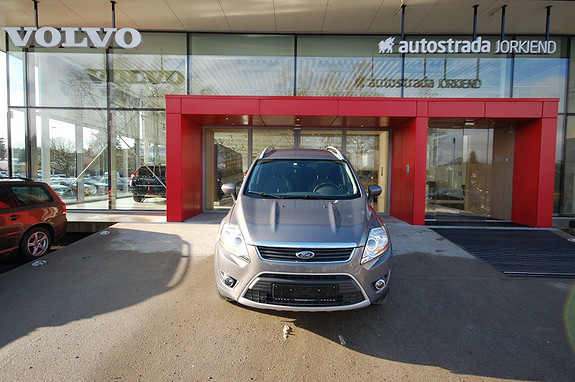 Ford Kuga 2,0 TDCi 140hk Titanium Xenonlys, DAB radio, Hengerfeste, Park sensor f + b, Keyless  2012, 72857 km, kr 289000,-