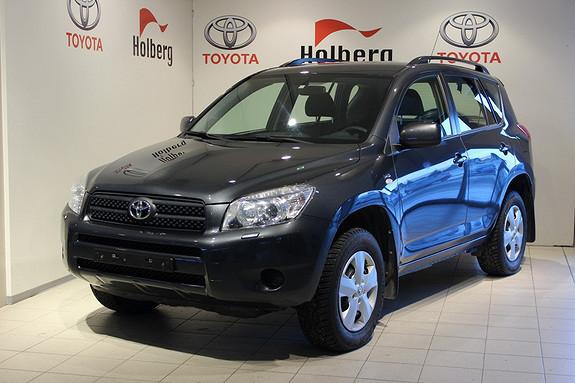 Toyota RAV4 2,2 D-4D 136hk DPF - 100% servicehistorikk  2008, 91500 km, kr 195000,-