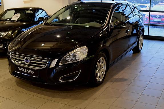 Volvo V60 D2 Summum Ryggecam, Navigasjon, Webastfjernbetjent, Dab; Summum, Tonederuter  2012, 110500 km, kr 219000,-