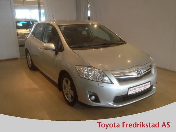Toyota Auris 1,8 Hybrid E-CVT Executive PEN HYBRID MED MOTORVARMER/BENSINVARMER  2011, 65500 km, kr 189000,-