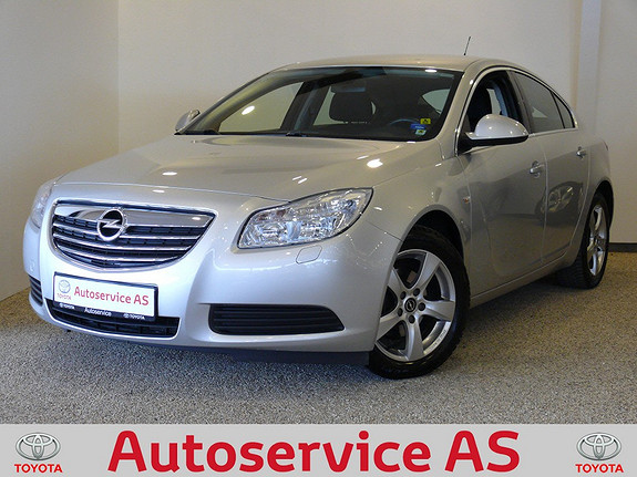 Opel Insignia 2,0 CDTi 110hk Edition  2010, 114000 km, kr 179000,-