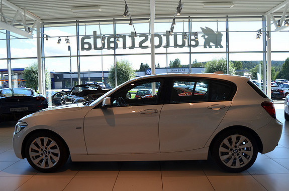 BMW 1-serie 116d Automat Sportline  2012, 40500 km,