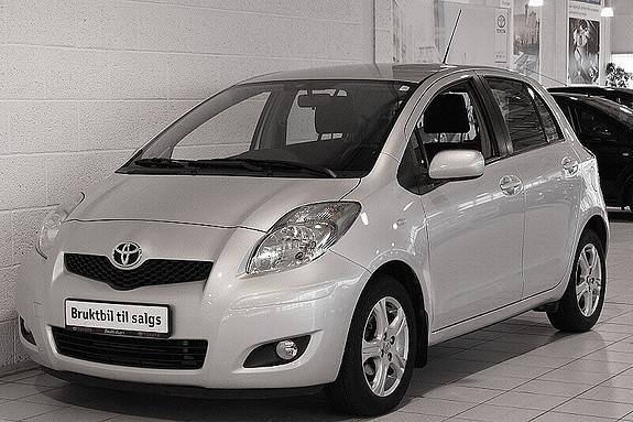 Toyota Yaris 1.4 S-EDITION  2011, 40500 km, kr 139000,-