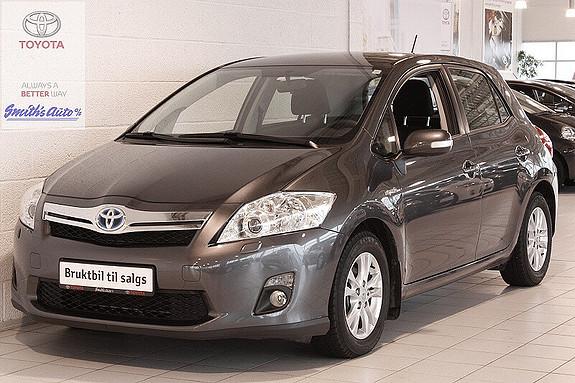 Toyota Auris 1.8 ADVANCE HSD  2012, 54000 km, kr 185000,-