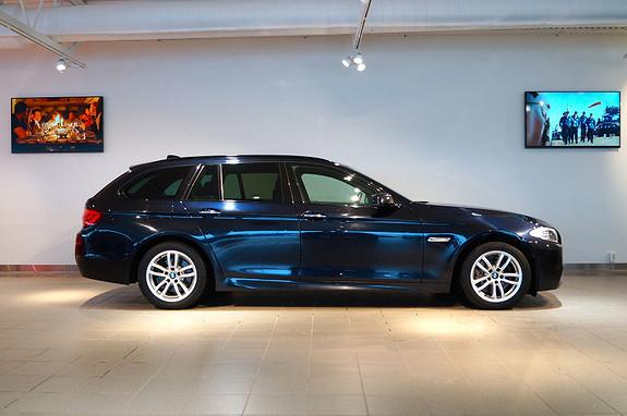 BMW 5-serie 525dA Touring M-sport  2011, 111000 km,