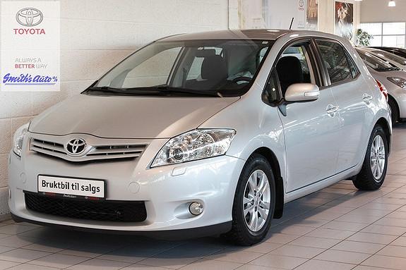 Toyota Auris 1.4 ADVANCE  2012, 42000 km, kr 179000,-