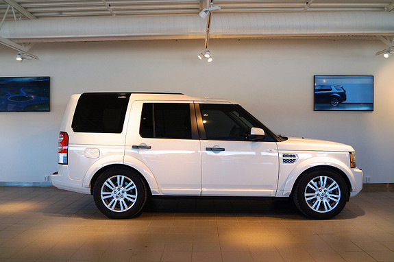 Land Rover Discovery 3,0 l HSE PP, 7-seter, 22tom,