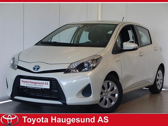 Toyota Yaris 1,5 Hybrid Active ryggekamera, automat, Bluetooth, s+ v  2014, 7041 km, kr 199000,-