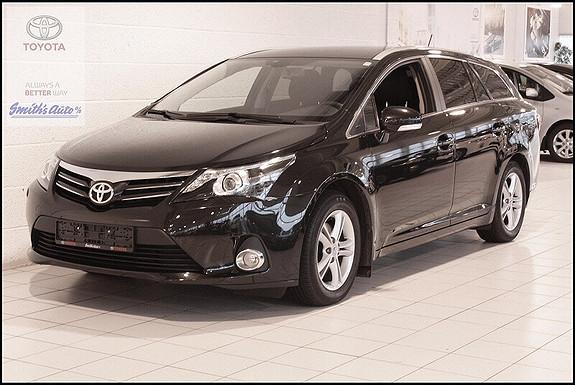 Toyota Avensis ADVANCE NAVITECH  D-4D  2012, 140000 km, kr 199000,-
