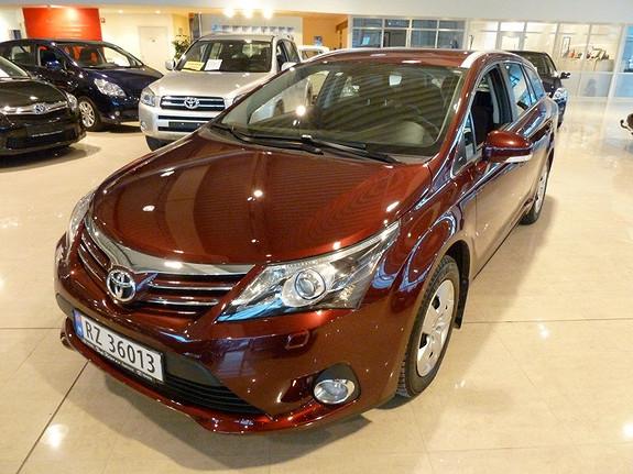Toyota Avensis 1.6 NAVITECH RYGGEKAMERA LED LYS  2013, 41000 km, kr 259000,-