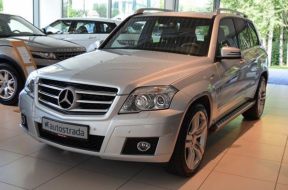 Mercedes-Benz GLK 220cdi 4matic Sportspakke/krok/navi