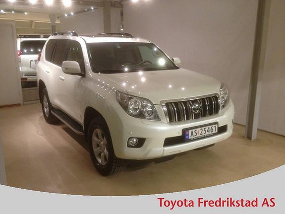 Toyota Land Cruiser LC150 3,0 D-4D GX automat 7s MEGET VELUTSTYRT 7-SETER, SKINN  2010, 54000 km, kr 679000,-