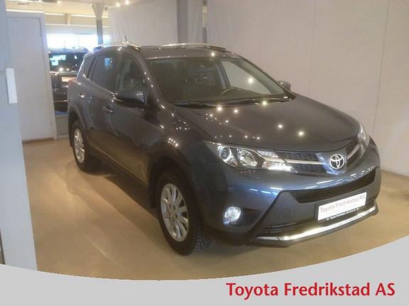 Toyota RAV4 2,0 4WD Multidrive S Executive AUT.GEAR, SKINN, NAVI, RYGGEKAMERA  2013, 23100 km, kr 439000,-