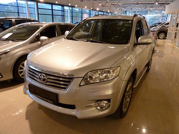 Toyota RAV4 2.2 DCAT AUTOMAT HENGERFESTE FLOTT BIL  2011, 36800 km, kr 349000,-