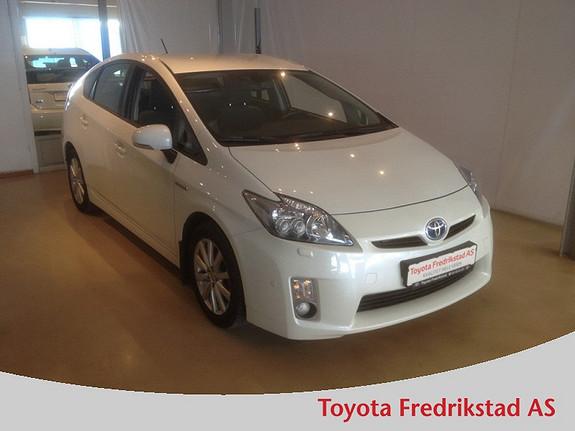 Toyota Prius 1,8 VVT-i Hybrid Executive PEN HYBRID MED AUT.GEAR, NAVI, RYGGEKAMERA  2012, 82500 km, kr 189000,-