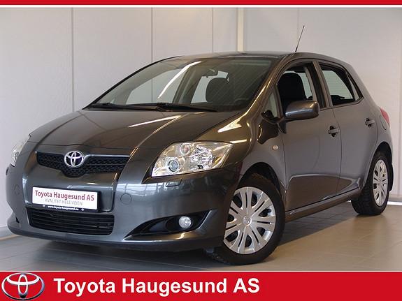 Toyota Auris 1,4 D-4D Sol Norsk bil, setevarme, tilleggsvarmer, EU OK til 2017  2007, 92900 km, kr 109000,-