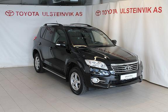 Toyota RAV4 2,2 D-4D Vanguard Executive  2011, 31000 km, kr 309000,-