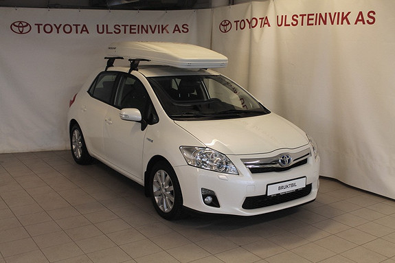 Toyota Auris 1,8 Hybrid Premium HSD  2012, 39000 km, kr 235000,-