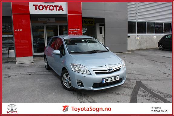Toyota Auris 1.8 Hybrid Executive  2012, 47000 km, kr 199000,-